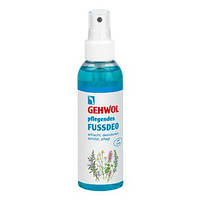 Gehwol Ухаживающий дезодорант для ног 150мл