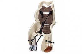 Велокресло для детей Sanbas T HTP design на раму бежевый