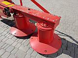 Польская роторная косилка Wirax Z-069 - 1,35 м, фото 4