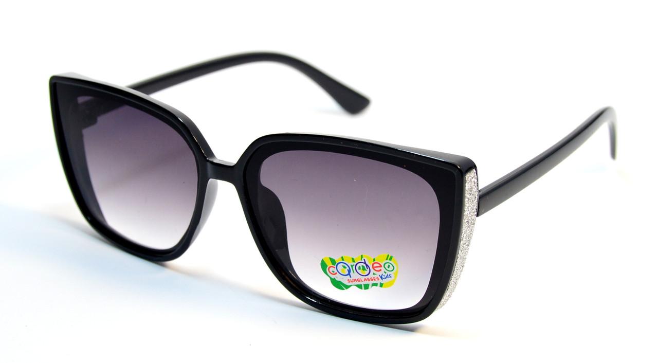 Очки солнцезащитные для девочек (0466 ч)