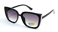 Очки солнцезащитные для девочек (0466 ч), фото 1