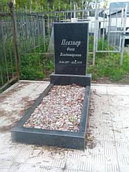 Памятник гранитный одинарный 1-01