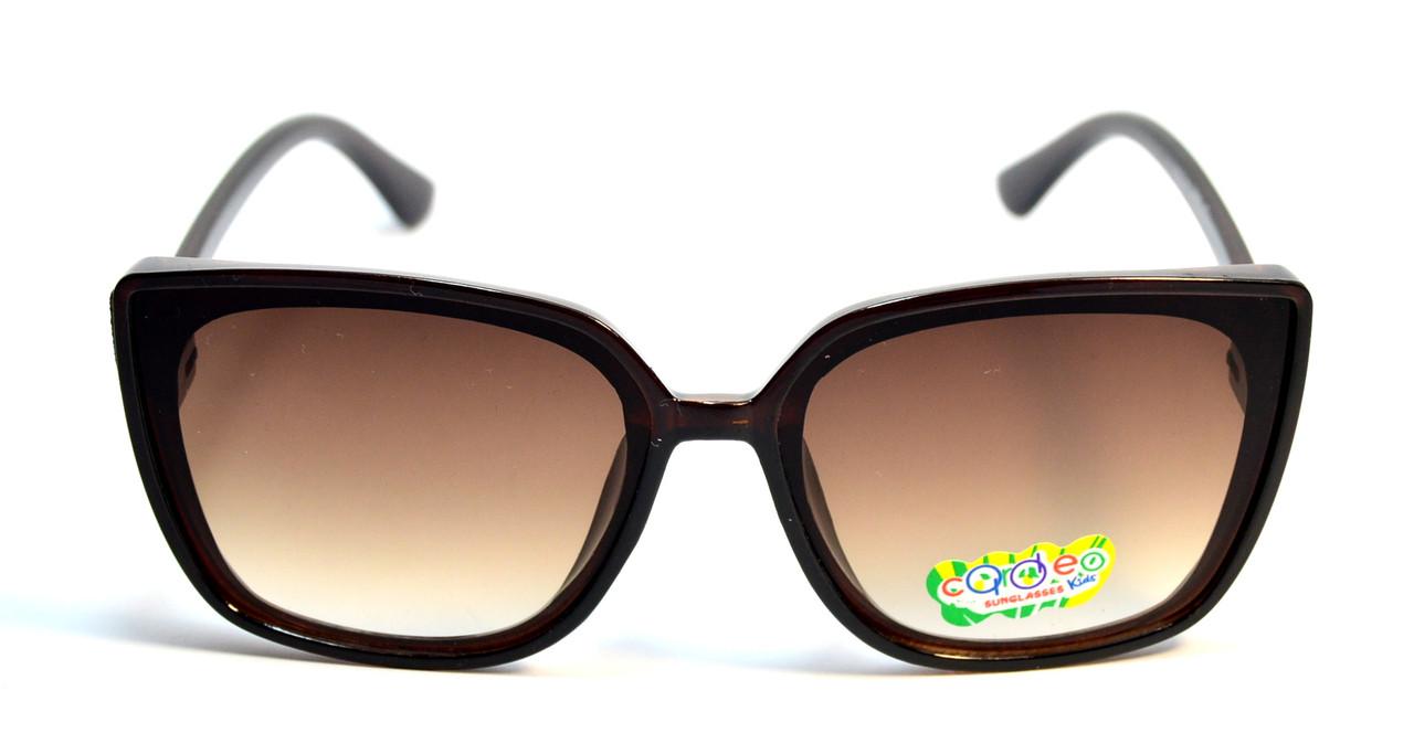 Очки солнцезащитные для девочек (0466 кор)