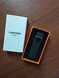 Сенсорная USB зажигалка мощная Lighter, фото 2