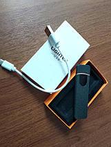 Сенсорна USB запальничка потужна Lighter, фото 2