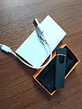 Сенсорная USB зажигалка мощная Lighter, фото 4