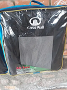 Чехлы GREAT WALL Haval H-3 (все года) 2/3 спина и сидение / 5 подголовников