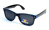 Детские очки Wayfarer Polaroid (Р954 син)