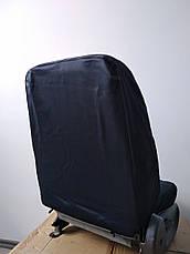 Чехлы на сидения тюнинг 2+1 Бус (красный), фото 3
