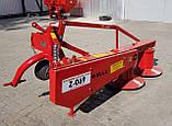 Польская роторная косилка Wirax Z-069 - 1,35 м, фото 2
