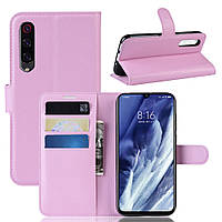 Чохол-книжка Litchie Wallet для Xiaomi Mi 9 Pro / Mi 9 Pro 5G Pink