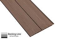 Фасадная доска, сайдинг, фасадные панели Polimer Wood