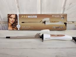 Плойка pro mozer mz-2216 афро кучері