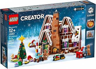 Lego Creator Expert Пряничный домик 10267
