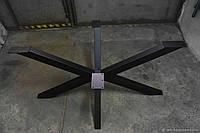 """Подстолье """"Ёж"""". каркас стола. Основание стола (труба 80×80)"""