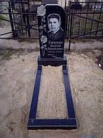 Памятник гранитный одинарный 1-14