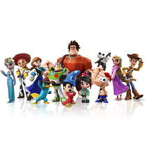 Мягкие игрушки, герои и куклы
