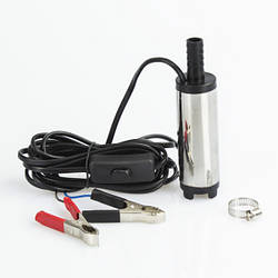Насос для перекачування палива REWOLT 38мм RE SL016B-12V