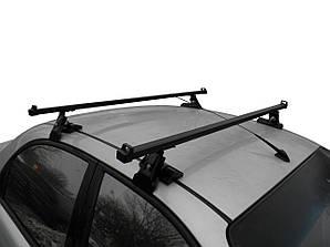Багажник на гладкий дах (сталь) 120см \ 100кг.