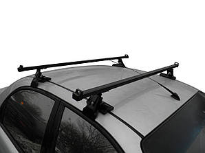 Багажник на гладкий дах (сталь) 130см \ 100кг.