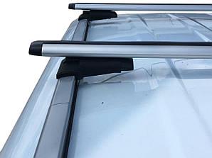 Багажник KIA Sportage 2015-, алюміній. Навантаження 70 кг