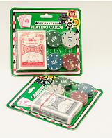 Набор для покера 24 фишки