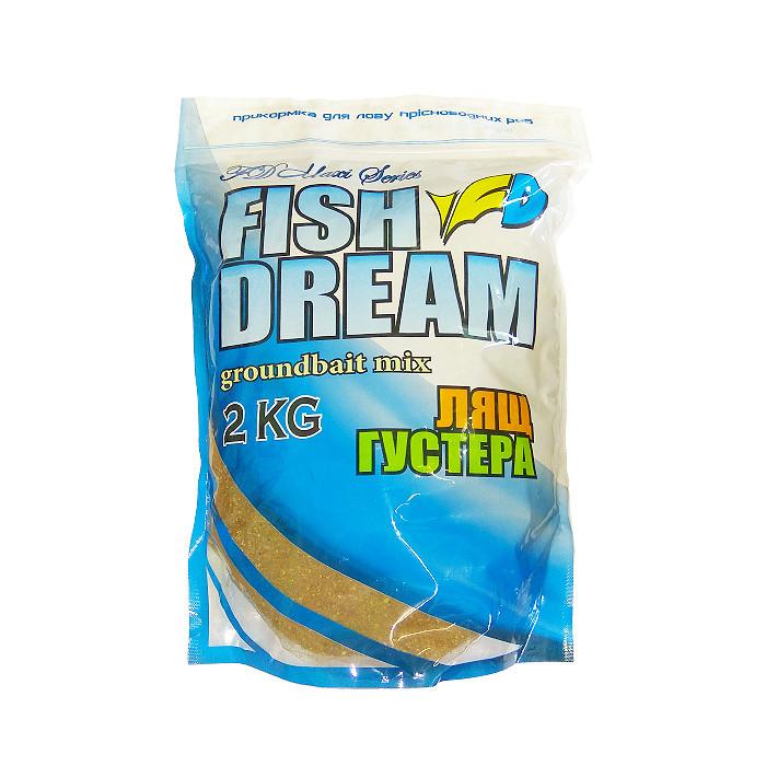 "Карповая прикормка Fish Dream ""Лещ-Густера"" 2kg"