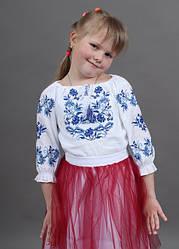 Вышиванки для девочек (блузы, футболки)