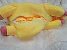 Іграшка-плед-подушка Єдиноріг 🦄 розмір іграшки 60х30, фото 5