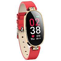 Фитнес браслет Смарт часы B79 женские с измерением  давления и пульса