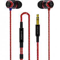 SoundMAGIC E10 Red Наушники IEM Вакуумные, фото 2