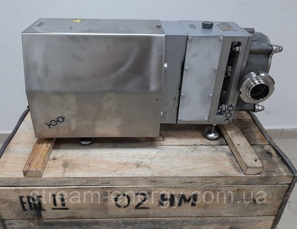 Насос роторный НМ-02 (10м3/час) 3-х лепестковый ротор