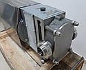 Насос роторный НМ-02 (10м3/час) 3-х лепестковый ротор, фото 2