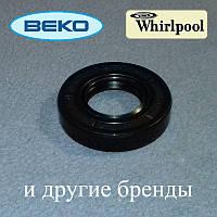 """Сальник 25*50*10 """"WLK"""" для пральної машини Beko і Вірпул"""