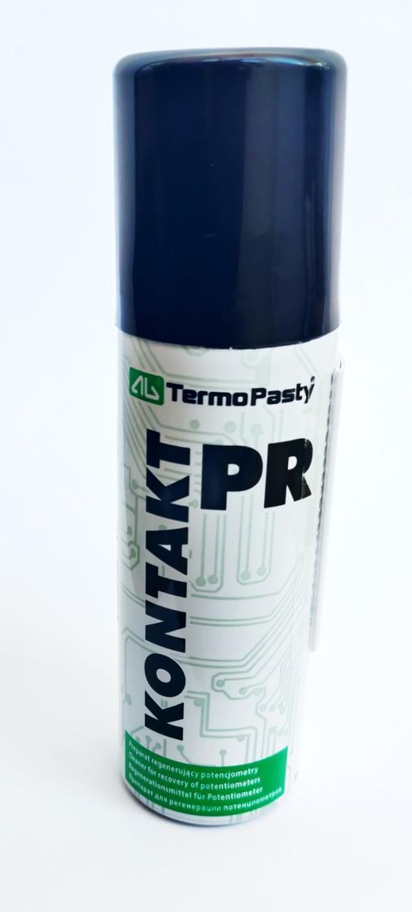 KONTAKT PR AG 60ml. Спрей для очистки и восстановления потенциометров