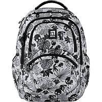 Рюкзак школьный ортопедический серый для мальчиков Kite Education K20-2563L-3