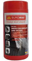 Салфетки для экранов и оптики, JOBMAX