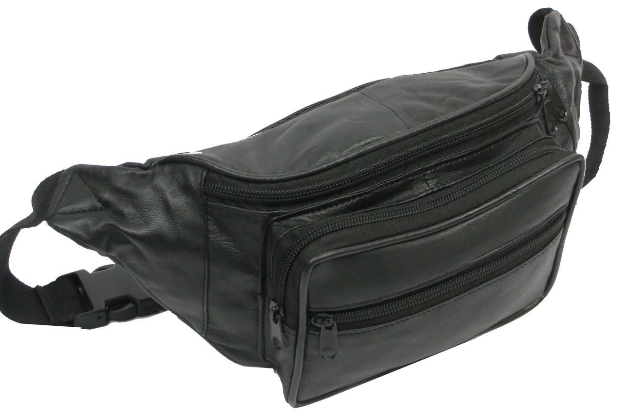 Поясная сумка Cavaldi черная