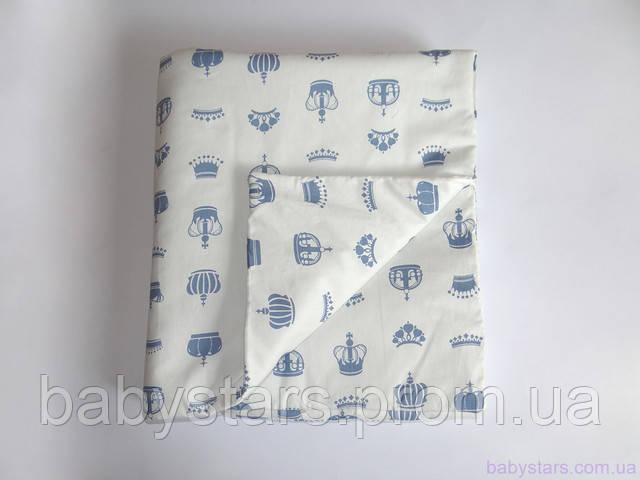 детское одеяло на выписку