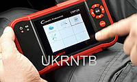 Автосканер LAUNCH CRP129 Pro ориг. / OBD2 + АКПП + ABS + SRS Airbag + EPB/SBC + SAS