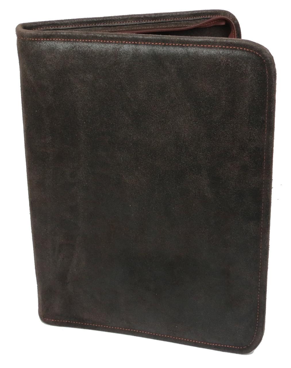 Папка з натуральної шкіри A-art TS1003-4 коричнева