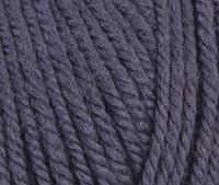Пряжа Серобаклажановая