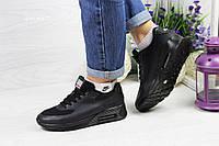 Подростковые кроссовки  NIKE AIR MAX Hyperfuse,черные, фото 1