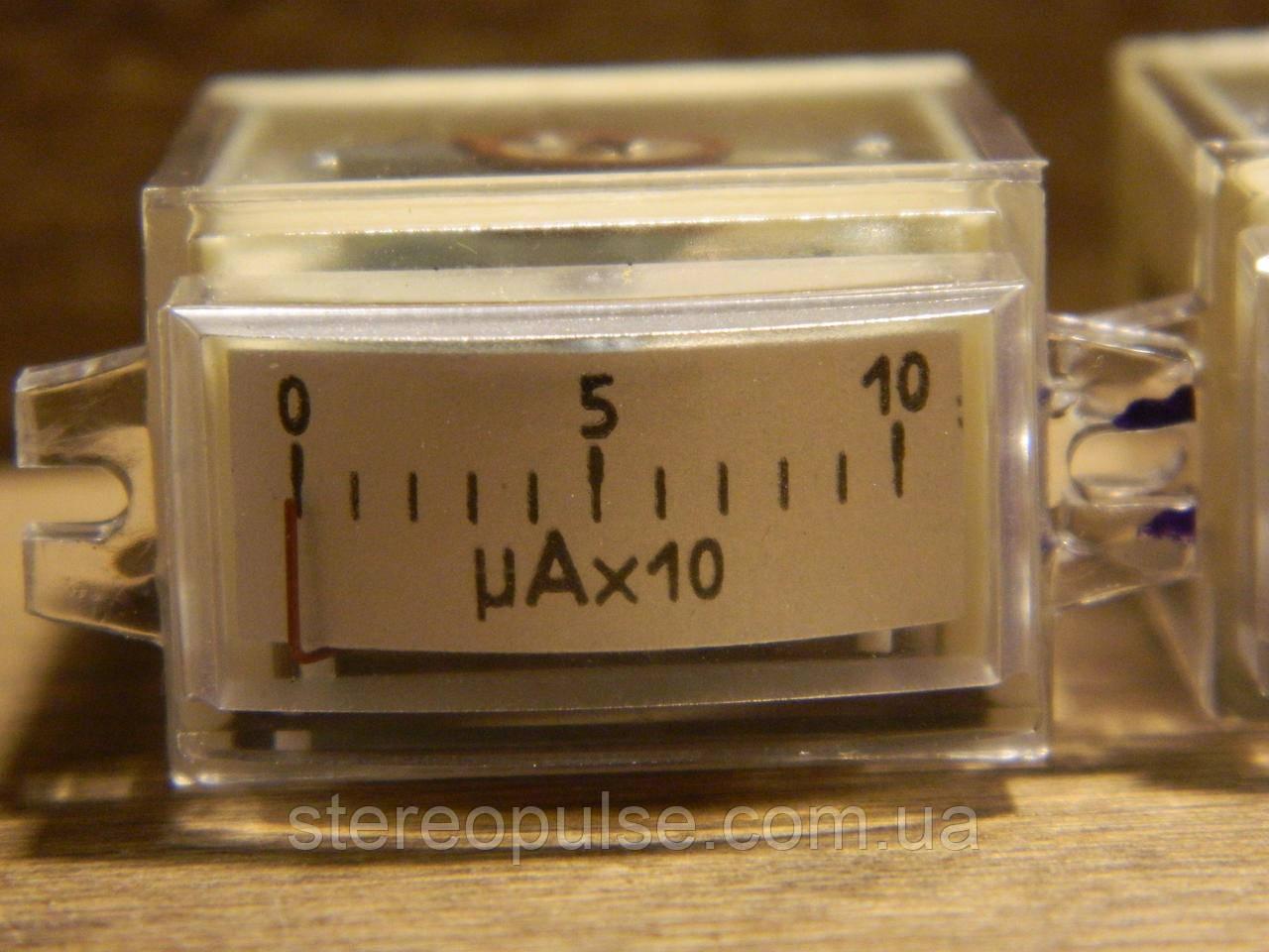 Головка измерительная М4247   -100 мкА