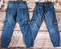 Джинсовые джоггеры для мальчика 3-7 лет опт пр.Турция