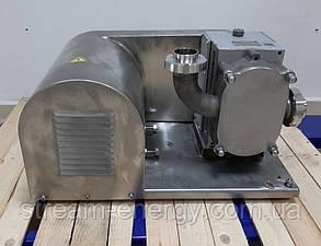 Насос роторный НР-10 (В3-ОРА-10) 3-х кулачковый - 10м3/ч