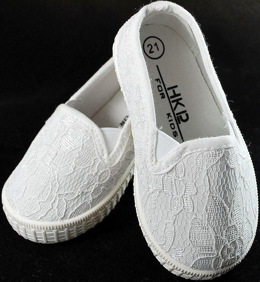 Белые подростковые слипоны Hodejda - Shoester - обувь,сумки и аксессуары из Польши. Прямой поставщик в Львове