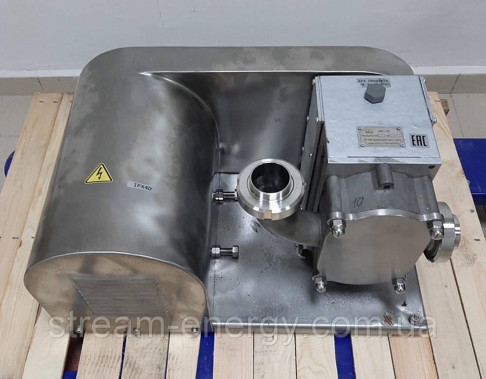Кулачковый насос НР-10-01 (В3-ОРА-10) 2-х лепестковый - 10м3/ч