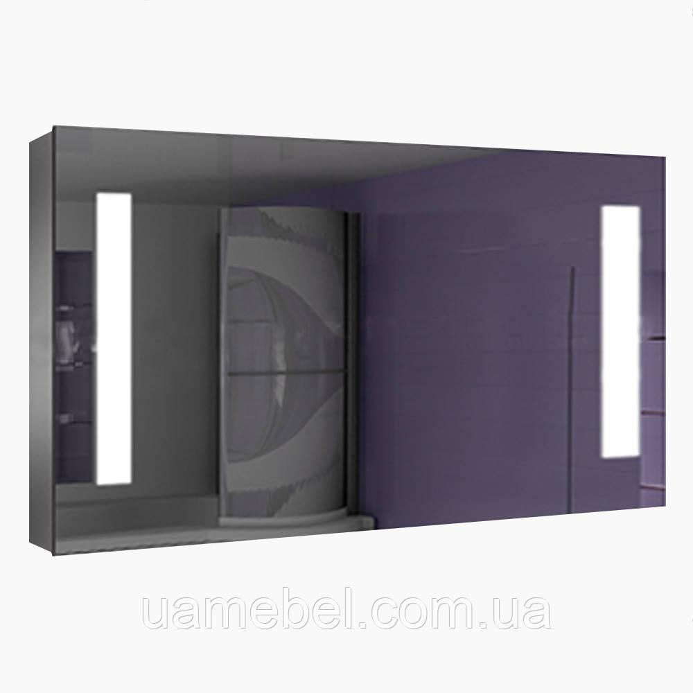 Зеркало в ваннуюс led подсветкой LED-13 (70-100 см)