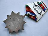 Орден Дружбы народов с документом Оригинал Эмаль Серебро 925 проба, фото 8